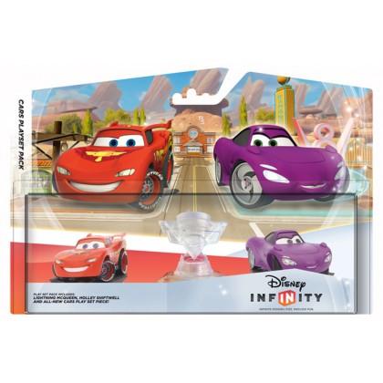Disney Infinity Набор Тачки (Cars) - 2 фигурки и портал локации
