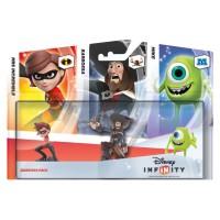 Disney Infinity Набор Герои 3 фигурки