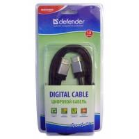 Defender Кабель HDMI (M) - HDMI (M) 1.8м ver.1.4 HDMI-06PRO