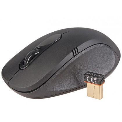 A4TECH Мышь беспроводная G7-630N-1 оптика USB темно-серая