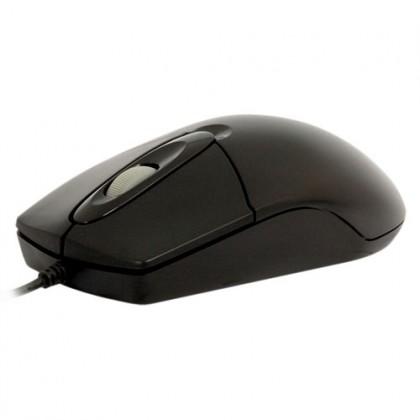 A4TECH Мышь OP-720 оптика черная, USB