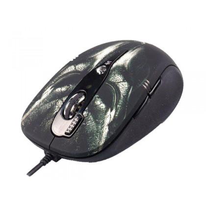 A4TECH Мышь игровая X-760H оптика USB