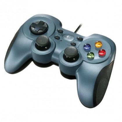 Logitech Геймпад Gamepad Rumble F510