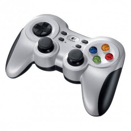 Logitech Геймпад беспроводной Wireless Gamepad F710