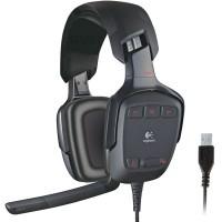 Logitech Гарнитура игровая G35 Surround Sound Headset