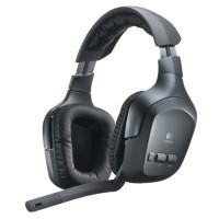 Logitech Гарнитура игровая Wireless Headset F540