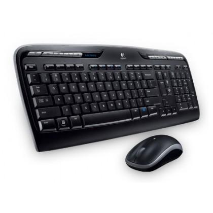 Logitech Набор беспроводной Wireless Combo MK320