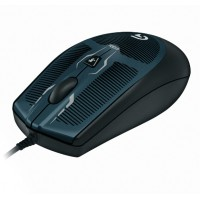 Logitech Мышь игровая G100s Gaming Mouse Blue