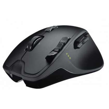 Logitech Мышь игровая Wireless Gaming Mouse G700 Black