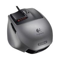 Logitech Мышь игровая G9x Laser Mouse USB