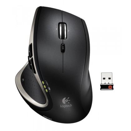 Logitech Мышь беспроводная Performance Mouse MX USB