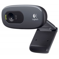 Logitech Веб-камера C270 HD Webcam