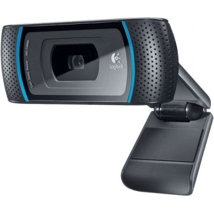 Logitech Веб-камера HD Pro Webcam C910