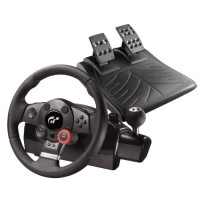 Руль Logitech Driving Force GT (PS3, PS2, ПК)