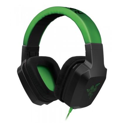 Razer Игровая гарнитура Electra Green