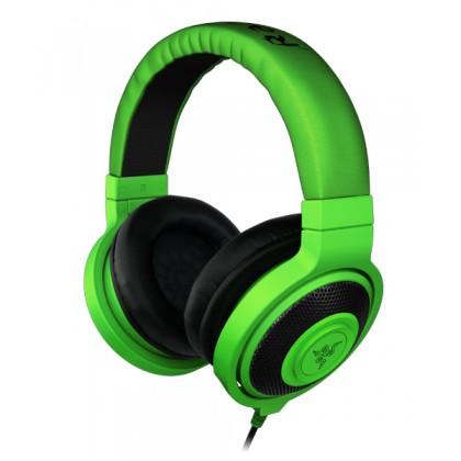 Razer Игровые наушники Kraken Green