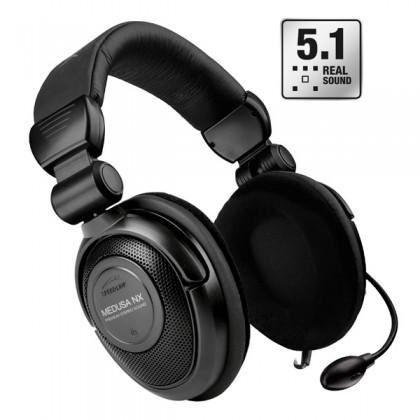 Speedlink Игровая гарнитура MEDUSA NX 5.1 Surround Headset