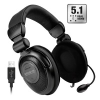 Speedlink Гарнитура MEDUSA NX 5.1 USB Surround Headset