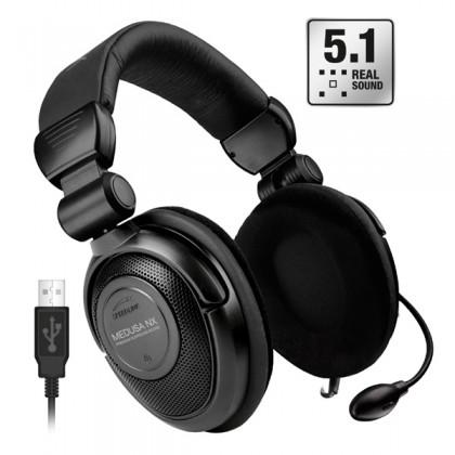 Speedlink Игровая гарнитура MEDUSA NX 5.1 USB Surround Headset