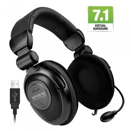 Speedlink Игровая гарнитура MEDUSA NX 7.1 USB Surround Headset