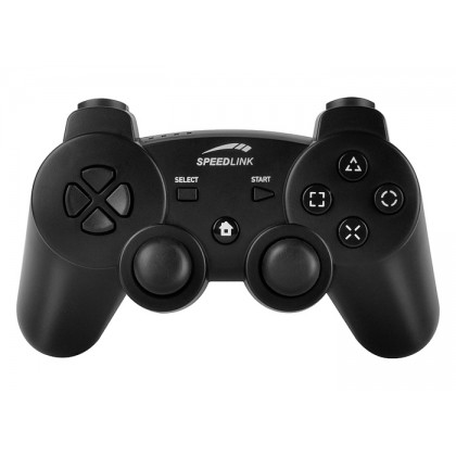 Speedlink Геймпад STRIKE FX Wireless Gamepad (PS3, PC)