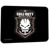 Коврик SteelSeries QcK COD Black Ops 2 Badge