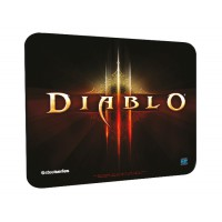 Коврик SteelSeries QcK Diablo 3 Logo mini