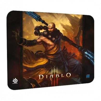 Коврик SteelSeries QcK Diablo 3 Monk