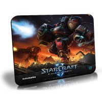 Коврик SteelSeries QcK Starcraft 2 - Marauder