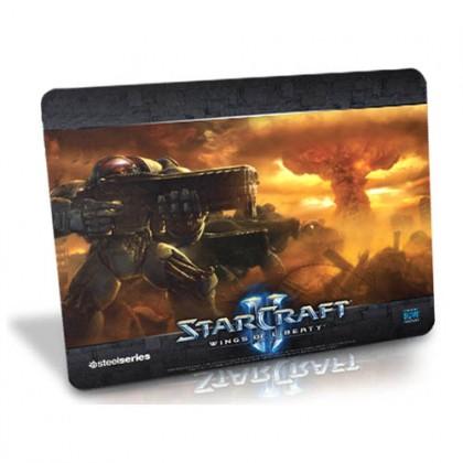 Коврик SteelSeries QcK Starcraft 2 - Marine