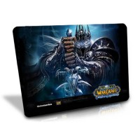 Коврик SteelSeries QcK WofW - Lich King