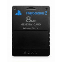 Карта памяти Sony PS2 (8Mb)
