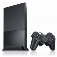 Игровая приставка Sony PS2 Black (SCPH-90008)