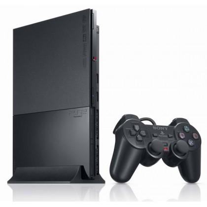 Игровая приставка Sony PlayStation 2 Black (SCPH-90008)