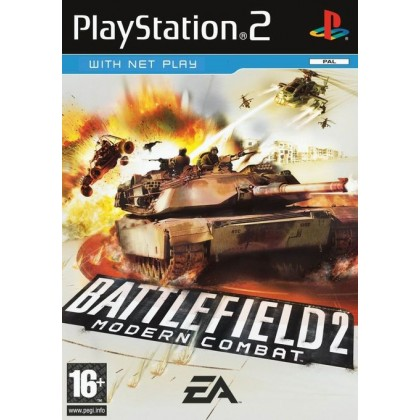 Battlefield 2: Modern Combat (PS2) Platinum