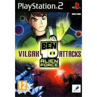 Ben 10: Alien Force Vilgax Attacks (PS2)
