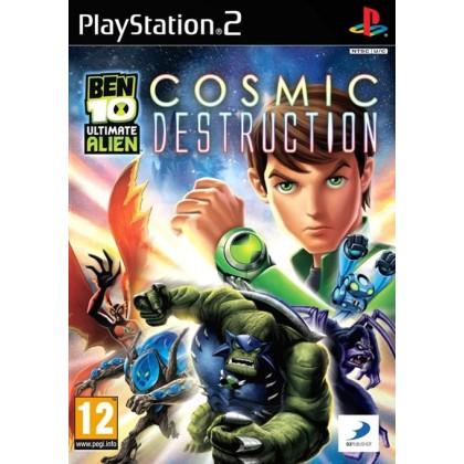 Ben 10: Ultimate Alien Cosmic Destruction (PS2)