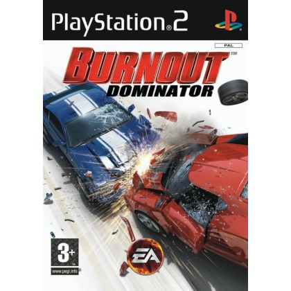 Burnout Dominator (PS2)