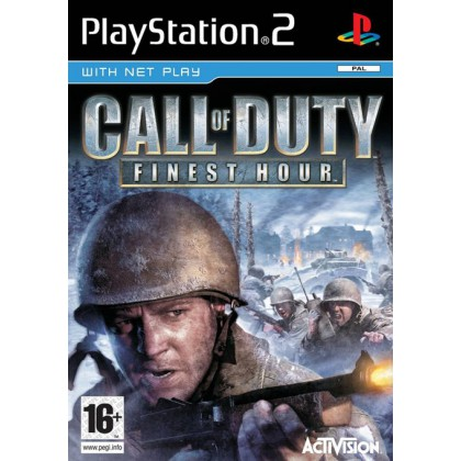Call of Duty: Finest Hour (PS2)