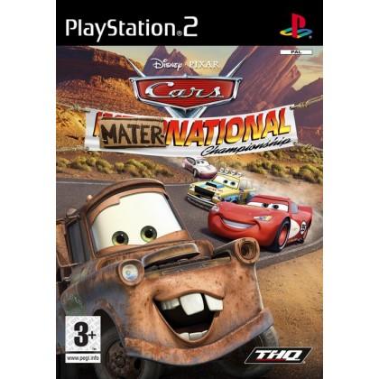 Тачки. Новый сезон (PS2)