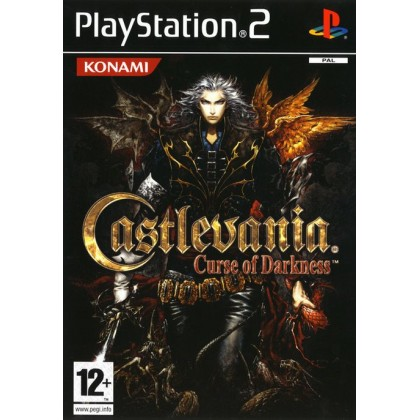 Castlevania: Curse of Darkness (PS2)