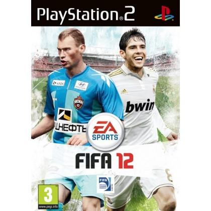 FIFA 12 (PS2) Русская версия