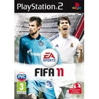 FIFA 11 (PS2) Русская версия