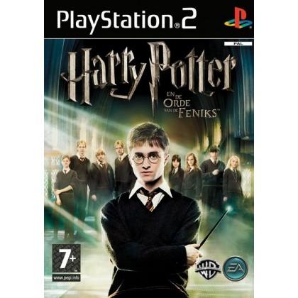 Гарри Поттер и Орден Феникса (PS2) Русская версия