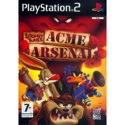 Looney Tunes ACME Arsenal (PS2)