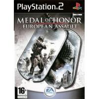 Medal of Honor: European Assault (PS2)