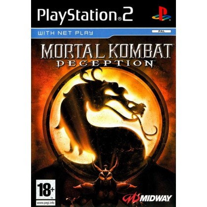 Mortal Kombat: Deception (PS2)