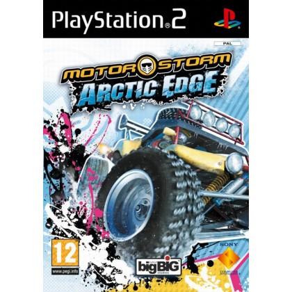 MotorStorm: Arctic Edge (PS2) Русская версия