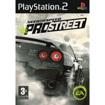Need for Speed: ProStreet (PS2) Русская версия