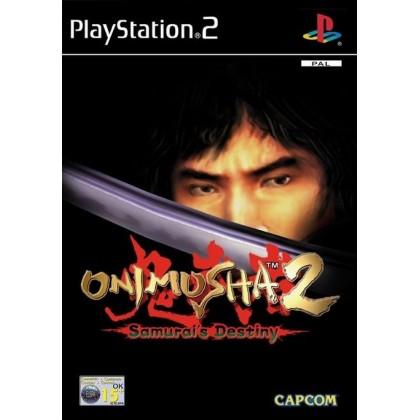 Onimusha 2: Samurai's Destiny (PS2)